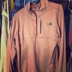 North Face 1/4 Zip Pullover OBO